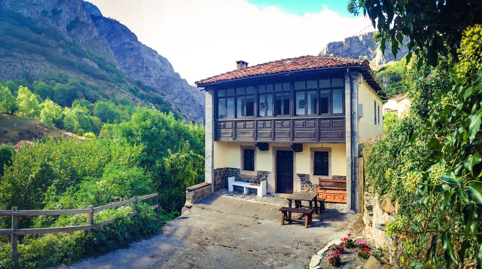 alojamientos en Picos de Europa