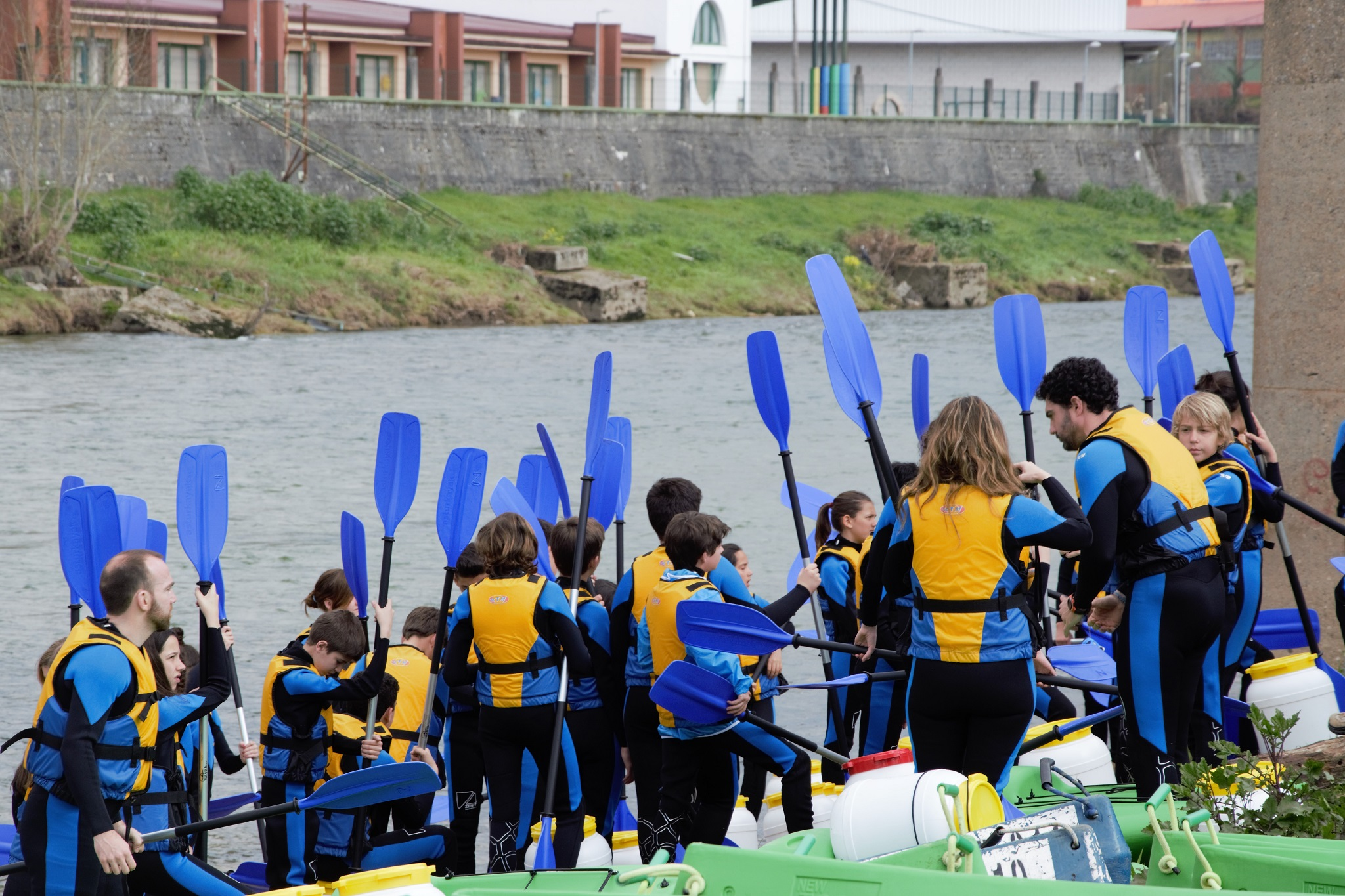 grupos escolares en asturias